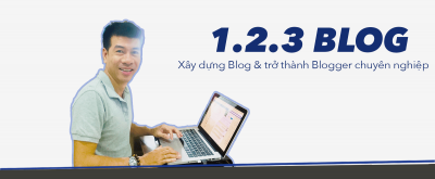 khoá học 123blog